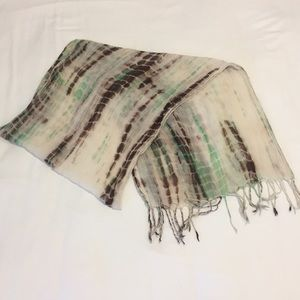 Accessories - Tie Dye Scarf